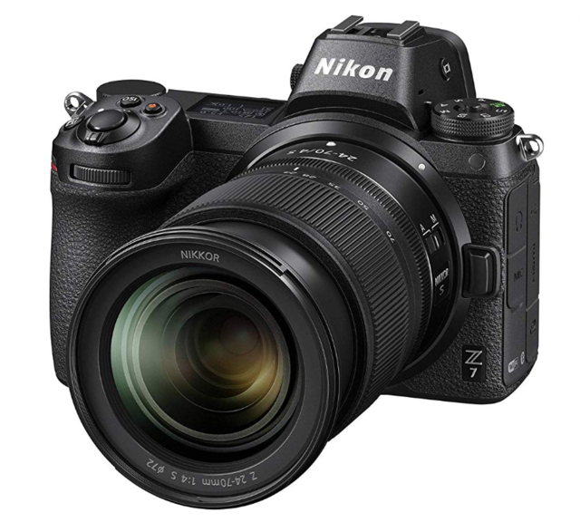 Nikon Z7, Z6 full-frame mirrorless cameras get RAW video recording support
