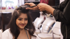 fbb Campus Princess 2019:Hair & Makeup Makeover for Unveiling Photoshoot