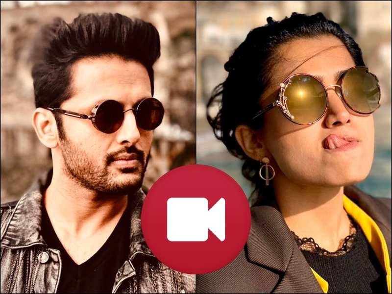 Video Nithiin And Rashmika Mandanna Reprise Hrithik Roshan S Dance Move From War Telugu Movie News Times Of India