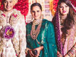 Anam Mirza and Asaduddin