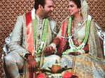 Isha Ambani and Anand Piramal wedding pictures