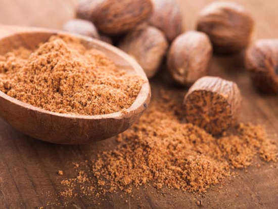 Nutmeg can be used for all these health benefits
