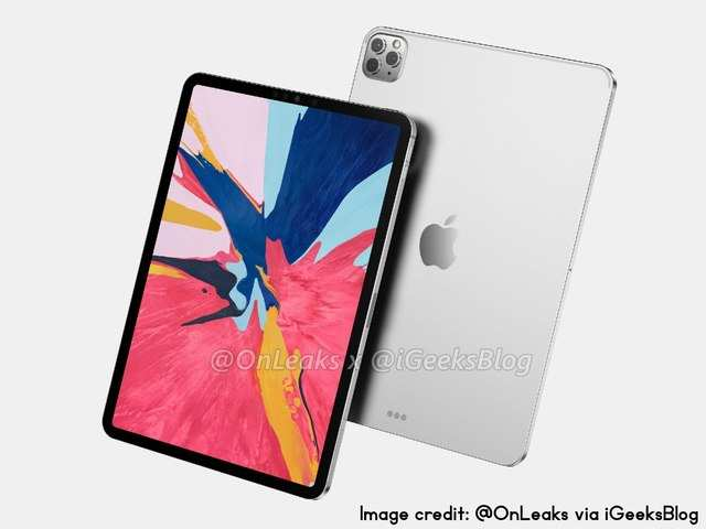 Apple's 2020 iPad to get this iPhone 11 Pro Max look