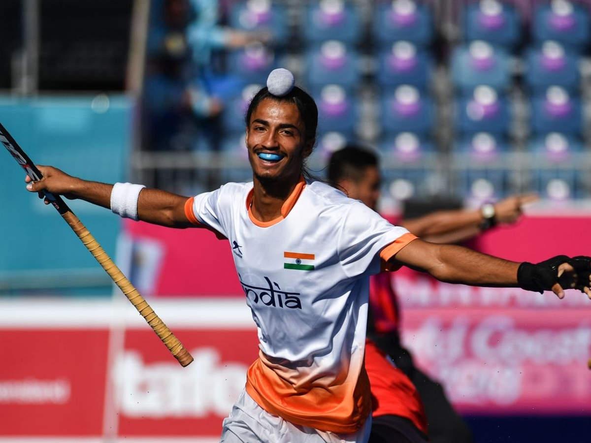 Dilpreet Singh Indian Hockey Team KreedOn