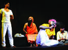 Play Charandas Chor staged in Prayagraj