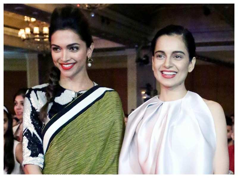 "Deepika Padukone says she is ""impressed"" with the trailer of Kangana Ranaut  starrer 'Panga' 