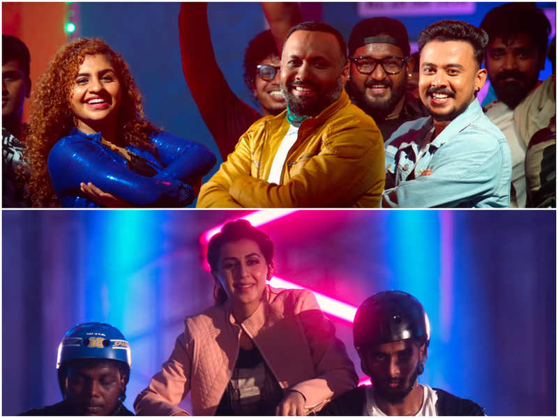Omar Lulu shakes a leg for THIS song from 'Dhamaka'