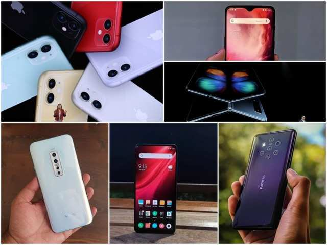 These are the top 10 smartphones launches of 2019