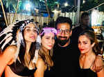 Malaika Arora party pictures