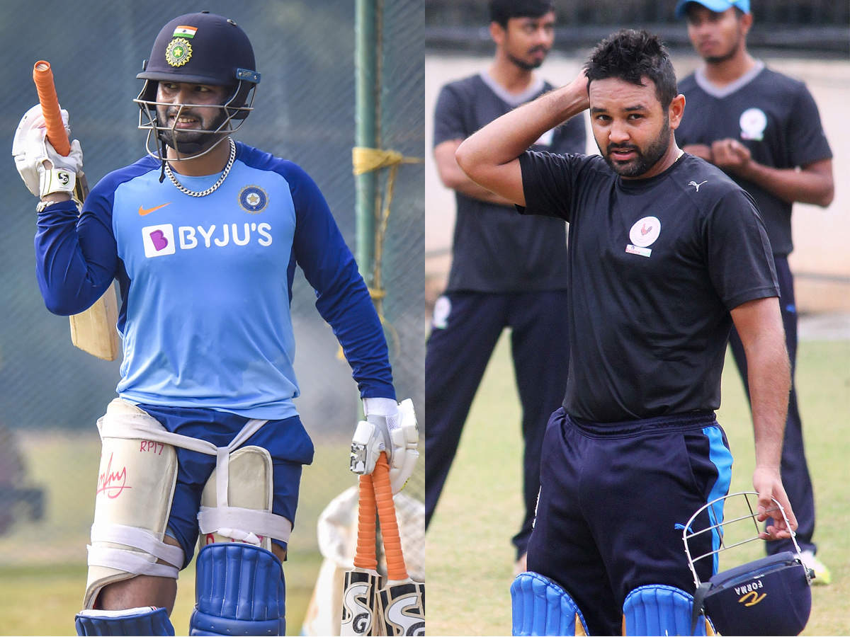 Parthiv Patel's advice to Rishabh Pant: Keep away from opinions, focus on game | Cricket News - Times of India