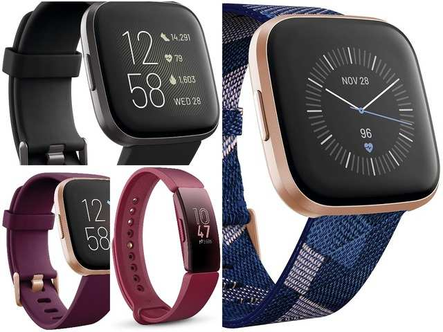Today's deals on Amazon: Up to 33% off on Fitbit smartwatch and activity tracker