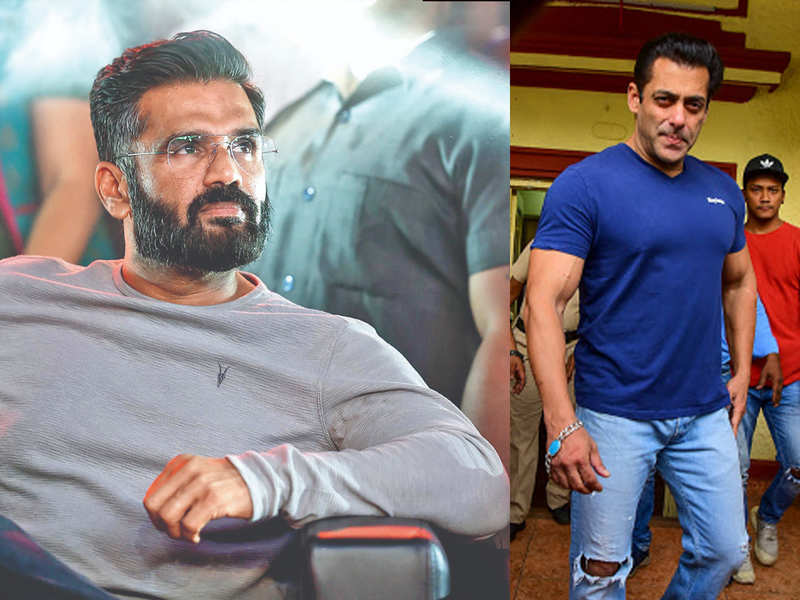 Exclusive! Suniel Shetty: Salman Khan is a superstar who still lives in a one bedroom apartment