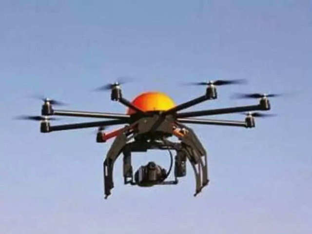 Ease of regulations to open up skies for drones in India: DFI