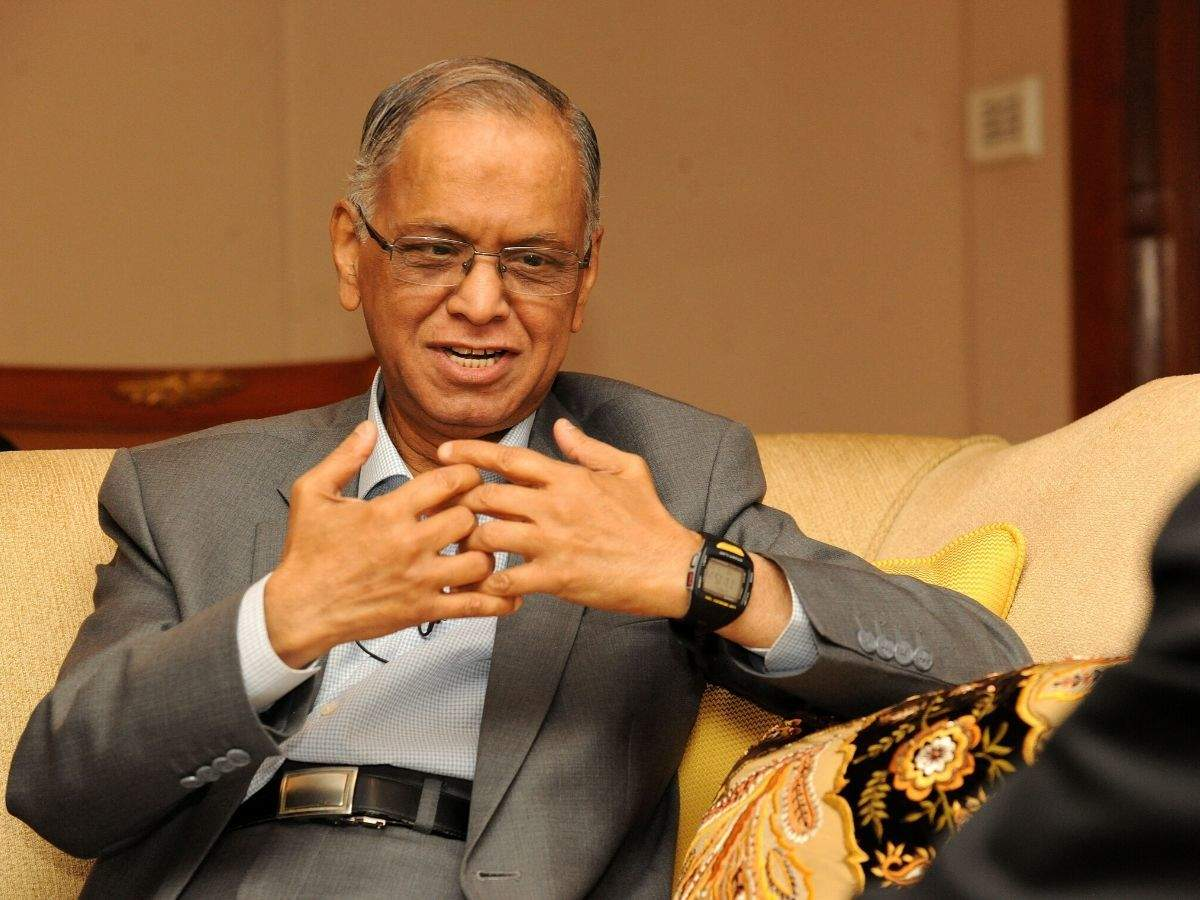 Image result for NR Narayana Murthy