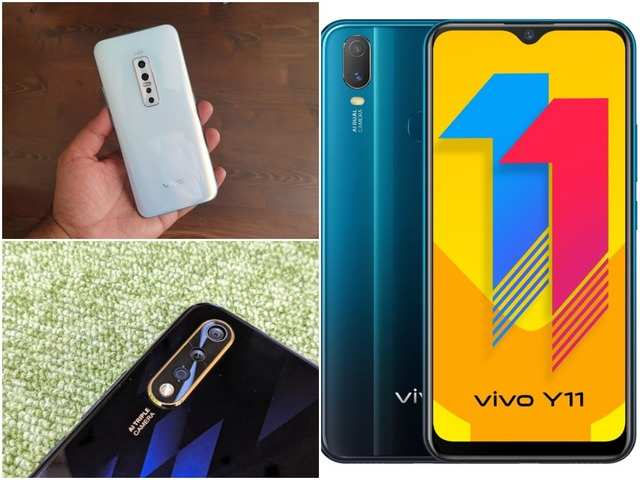 Vivo Carnival on Amazon: Vivo V17 Pro, Vivo S1 Pro,Vivo U10 and other phones available at discount