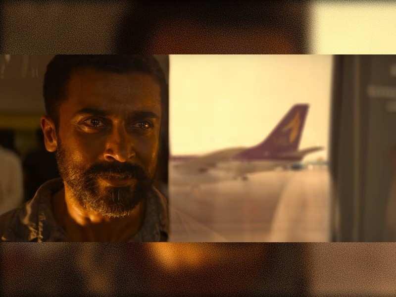 Suriya's 'Aakaasam Nee Haddhu Ra' teaser released
