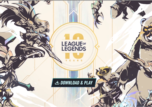 League of Legends season 2020 to start on January 10