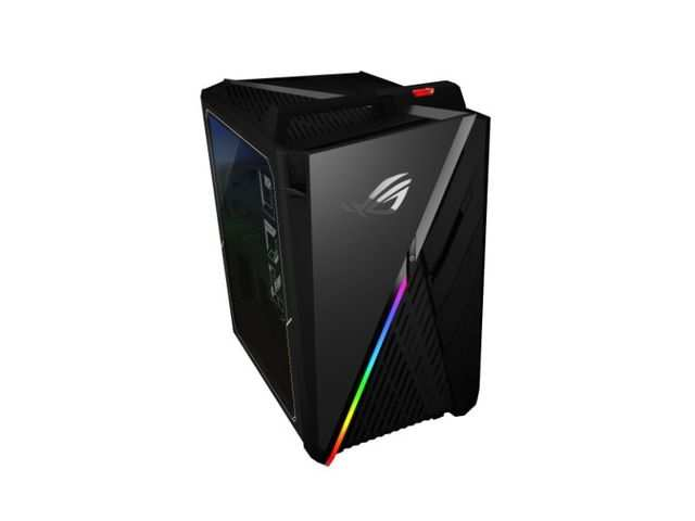 Asus unveils four new ROG gaming desktops at CES 2020