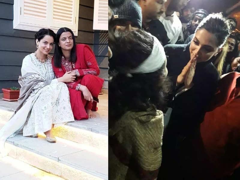 Kangana Ranaut's sister Rangoli slams Deepika Padukone's JNU visit: We should respect Deepika, only PR kiya JNU mein