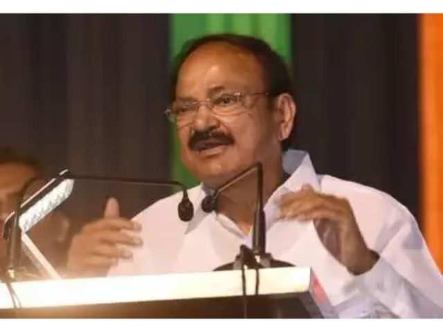 Technological innovation a key driver to boost economy:Vice President Venkaiah Naidu