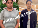 Weight loss story: From 90 to 73 kilos, this guy lost 17 kilos in just 4 months! Here's how he did it