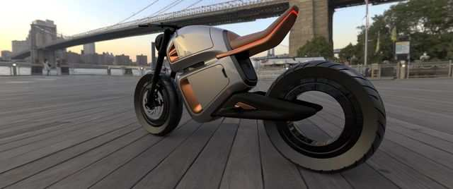 Nawa Technologies unveils new electric bike concept at CES 2020