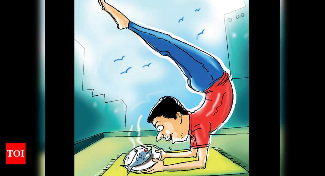 Tamil Nadu's ministers prescribe 'matsyasana': Do yoga ...