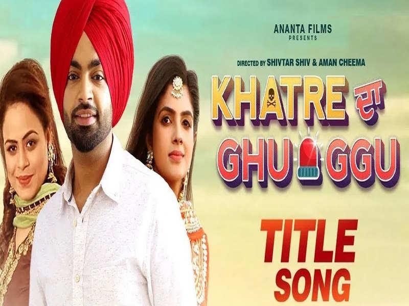 The title track of Jordan Sandhu's 'Khatre Da Ghuggu' is out
