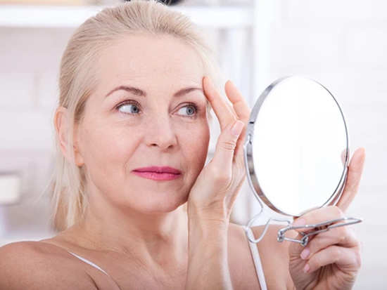Menopause can impact the skin in all these ways