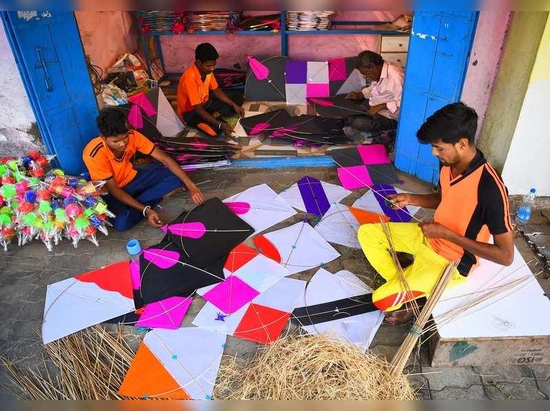 Aurangabadkars gear up for Makar Sankranti celebrations