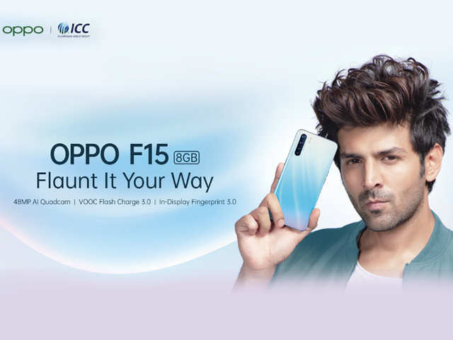 Trendy & powerful OPPO F15 set to debut in India - Time to #FlauntItYourWay