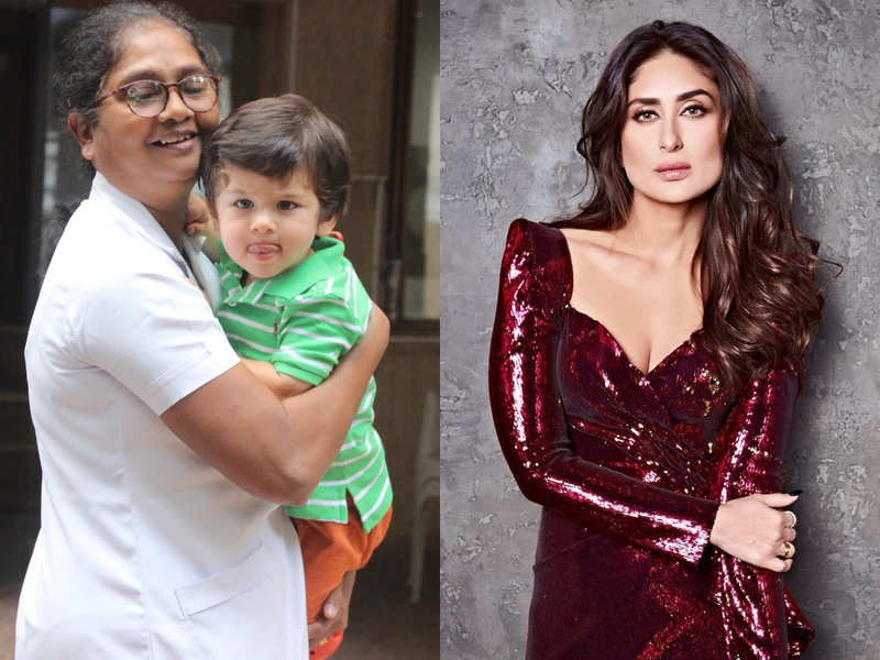 For All Those Curious About Salary Of Taimur S Nanny Kareena Kapoor Khan Has The Perfect Answer Times Of India