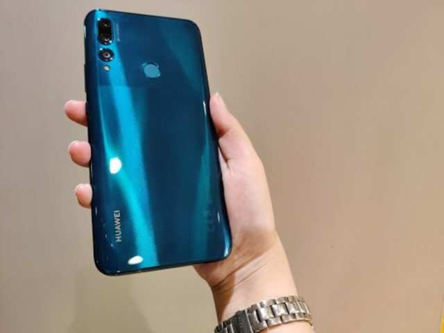 Huawei Y9 Prime 2019 gets Android 10 OS update in India