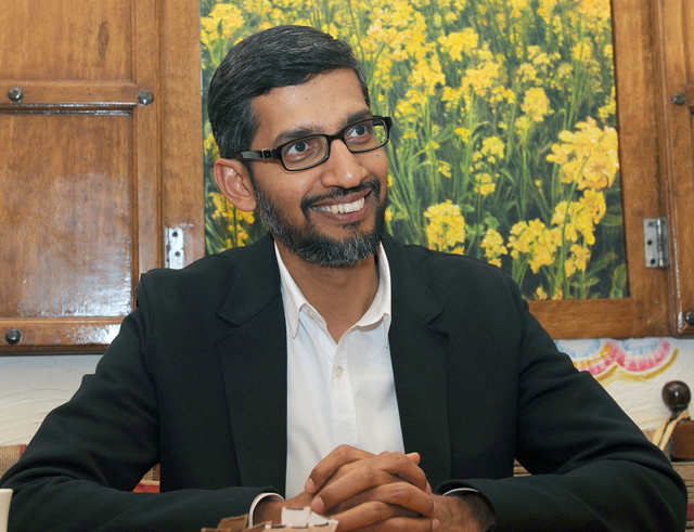 Read these 50 organizations' open letter to Sundar Pichai