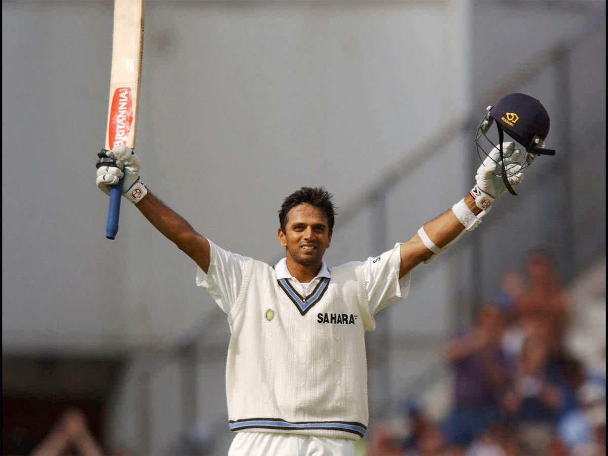 Rahul Dravid Birthday: Wishes pour in as 'The Wall' turns 47 | Off the  field News - Times of India