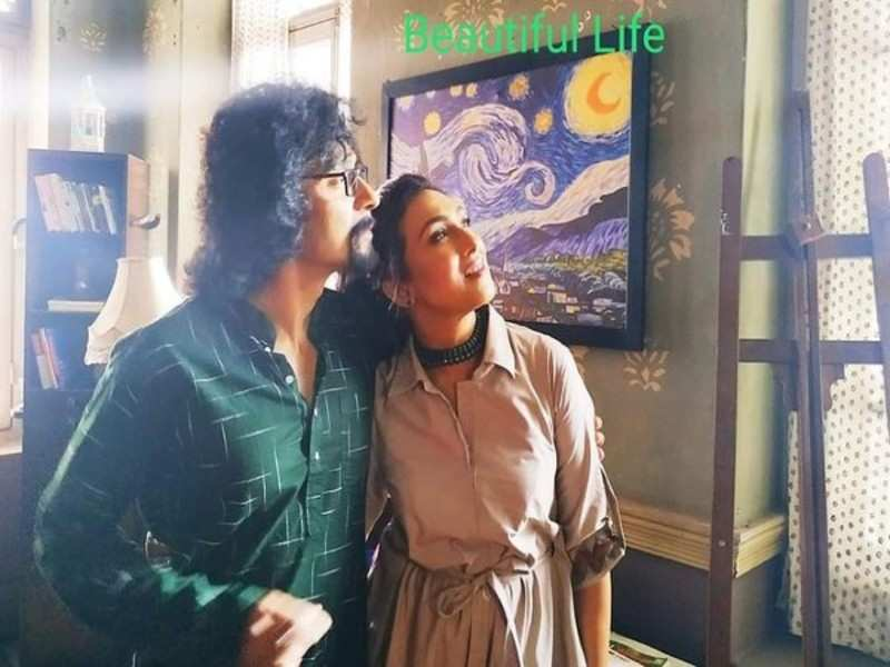 Rituparna plays a sculptor in upcoming relationship drama