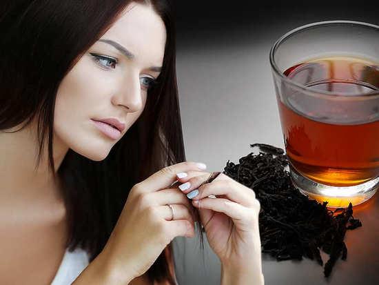 Simple black tea remedies that can darken your grey hair