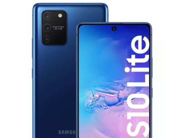 Here's when Samsung S10 Lite will launch in India