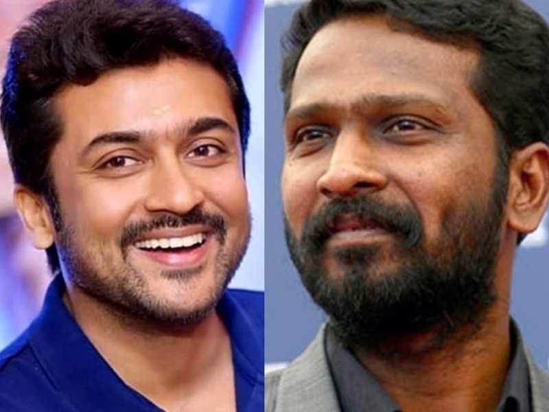 Suriya and Vetrimaaran's film titled 'Vaadivaasal'?