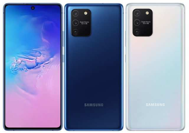 Samsung Galaxy S10 Lite to launch in India on January 23