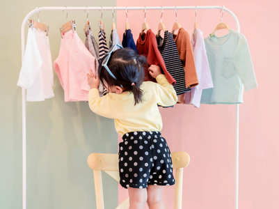Is your kid a fussy dresser?