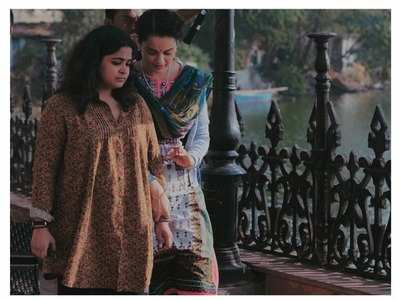Ashwiny on her equation with Kangana