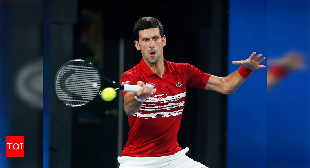 Djokovic closes gap on world number one Nadal in new ATP rankings