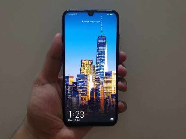 Honor 20i gets Android-10 powered EMUI 10 update