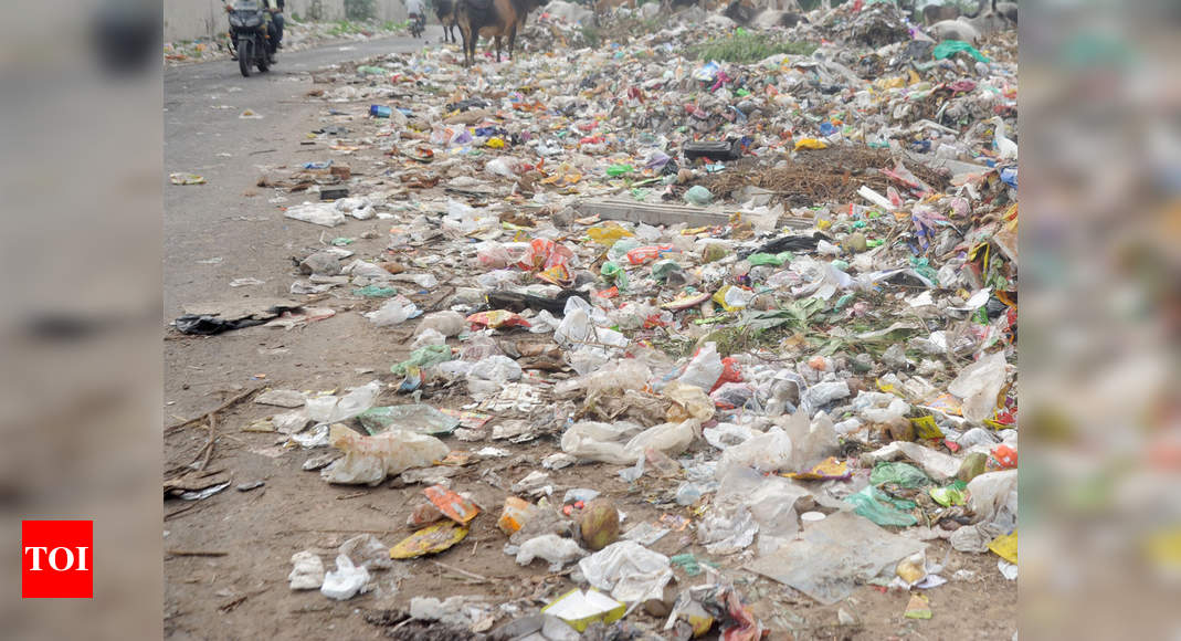 Max fine for littering now Rs 5 lakh in Ahd