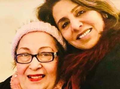 Neetu Kapoor on Ritu Kapoor Nanda's demise