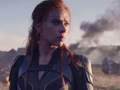 Watch: Black Widow look featuring Scarlett