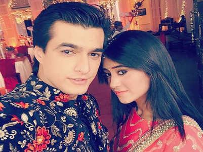 Shivangi, Mohsin share #Kaira wedding look