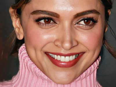How to fake pink cheeks with make-up like Deepika Padukone
