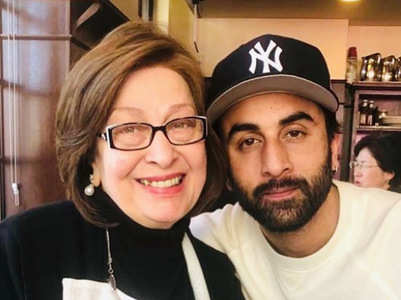Neetu shares unseen pics of Ritu with Ranbir